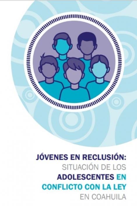 Portada del Informe de Adolescentes en Coahuila